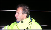 Staffan i båten